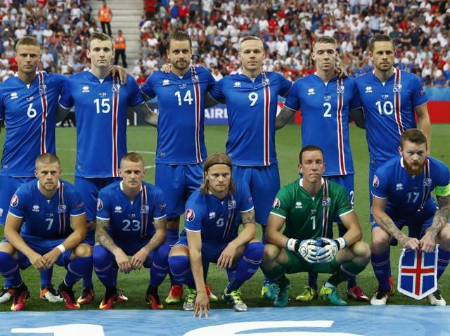 Iceland football team,Leicester City,Premier League winners