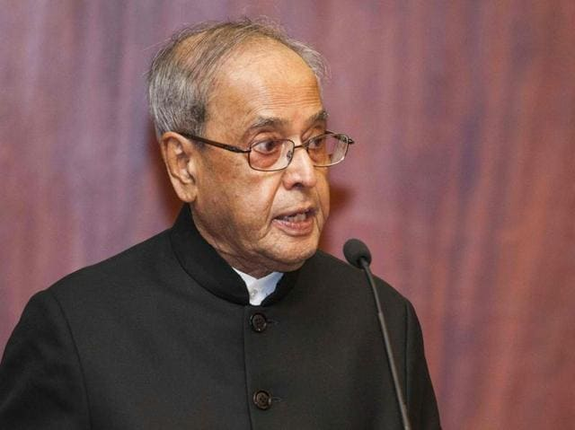President Pranab Mukherjee's secretariat conveyed to Swamy that his communication has been forwarded to the home secretary.(AFP file)