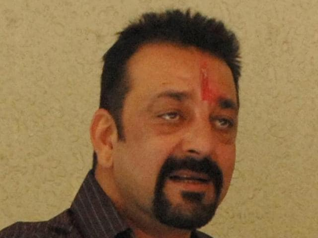 Irrespective of where he is, Sanjay Dutt never compromises on his workout and diet.