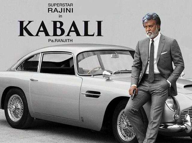 Directed by Pa Ranjith, Kabali features Rajinikanth as a don who fights for Tamils in Malaysia.