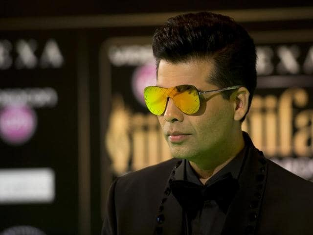 Karan Johar revealed that he had a lot of body positivity issues when he was growing up.