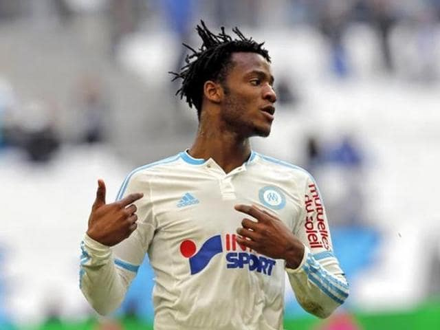 Olympique Marseille's Beiglian forward Michy Batshuayi in talks with Chelsea, according to reports.