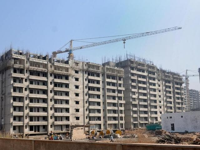 At many places, private developers are offering plots and flats at rates lower than the government rates.