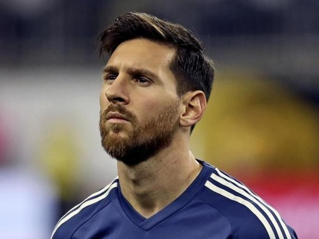 Lionel Messi has been compared to Argentinean legend Diego Maradona who led them to a World Cup title in 1986.