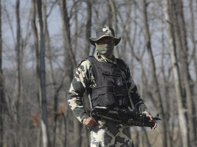 Eight CRPF personnel were killed and 21 injured when militants ambushed a CRPF convoy in Pampore in Kashmir on June 25.