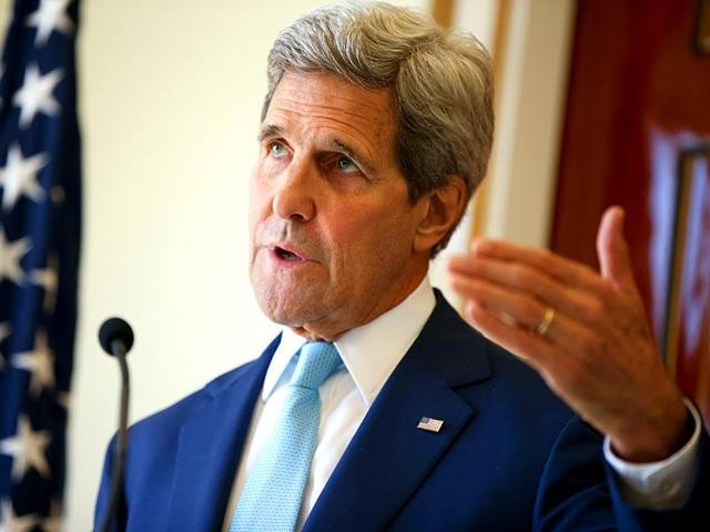 US Secretary of State John Kerry has said Britain's vote to leave the European Union might never be implemented and that London is in no hurry to go.
