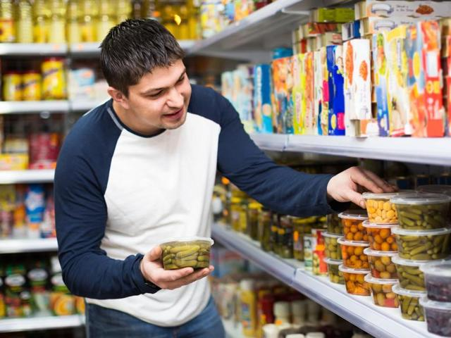 Canned Food,Packaged Food,Eat Fresh
