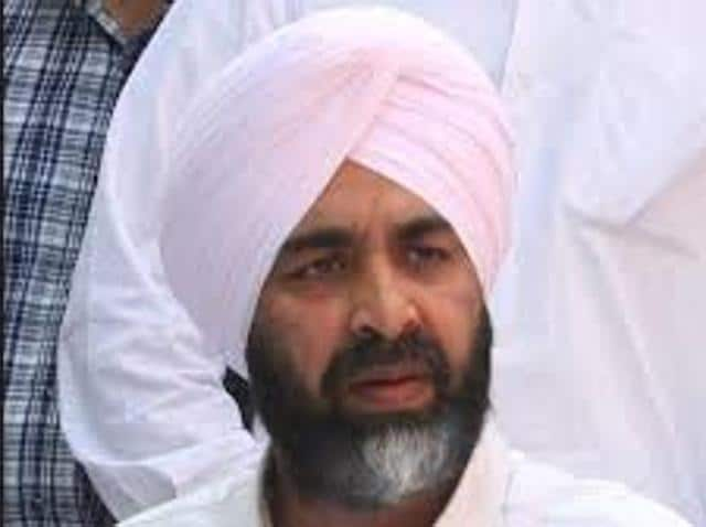 Congress leader Manpreet Badal(HT File Photo)