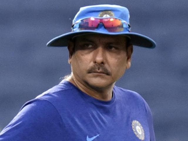Ravi Shastri had said CAB president and member of BCCI's advisory panel Sourav Ganguly was disrespectful.(PTI Photo)