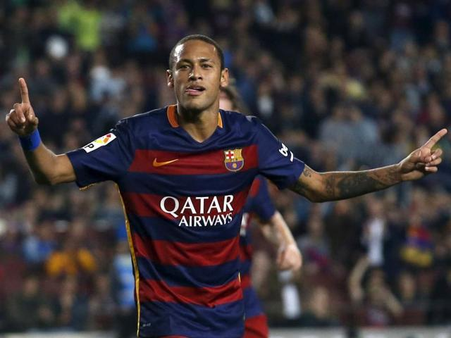 Neymar, who joined Barcelona in 2013 from Brazil's Santos in a deal which has haunted all concerned because of alleged hidden payments, is under contract until 2018.