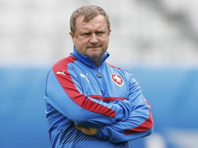 Czech Republic coach