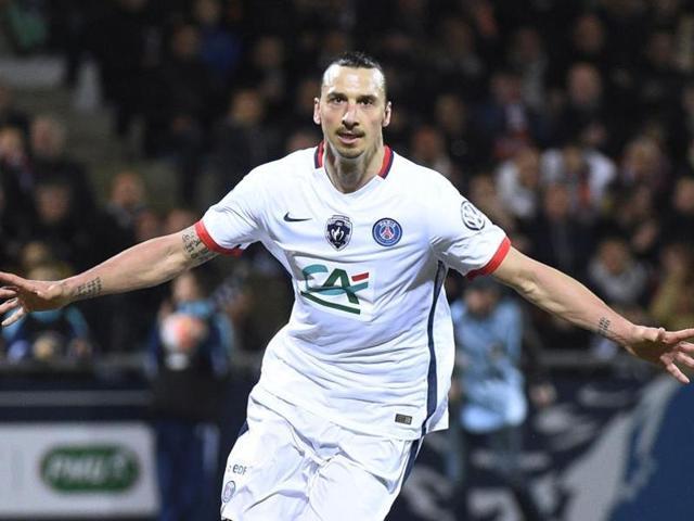 Zlatan Ibrahimovic recently retired from international football.