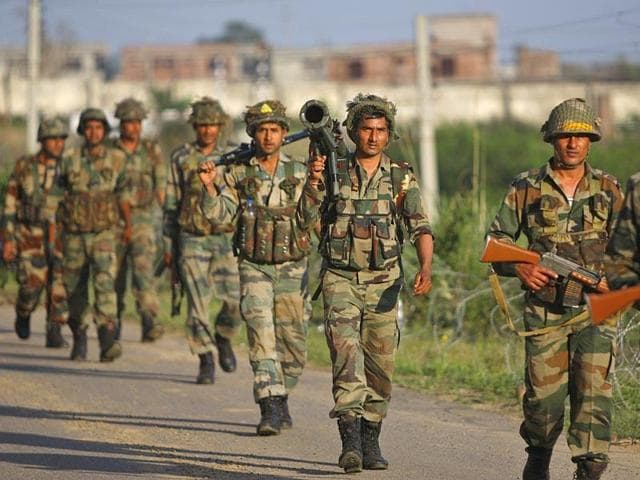 Armed forces,Seventh pay commission,Indian armed forces