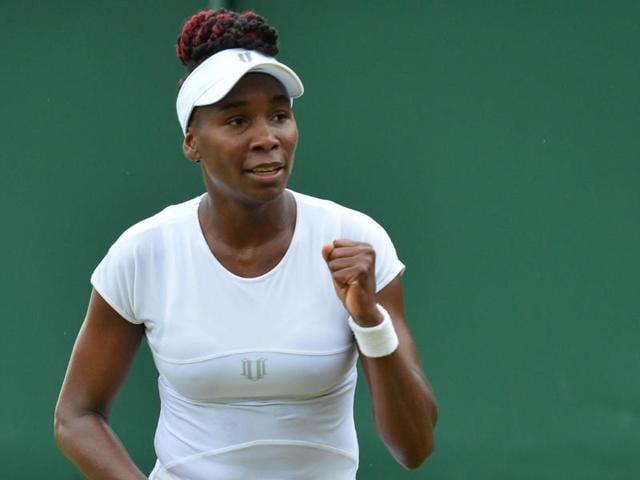 Venus Williams,Wimbledon 2016,All England Club