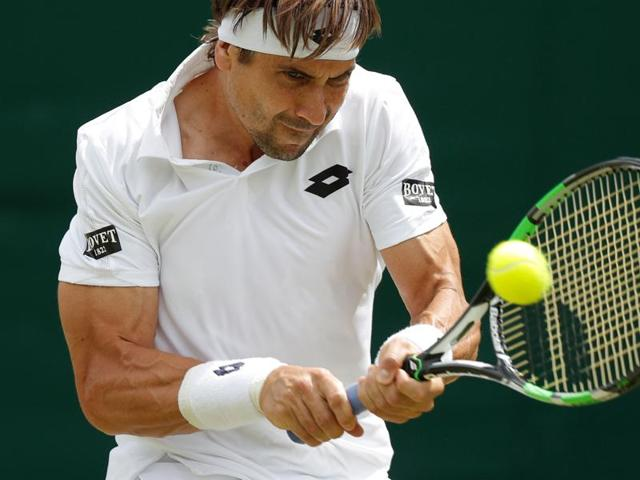 David Ferrer,Nicolas Mahut,Wimbledon 2016