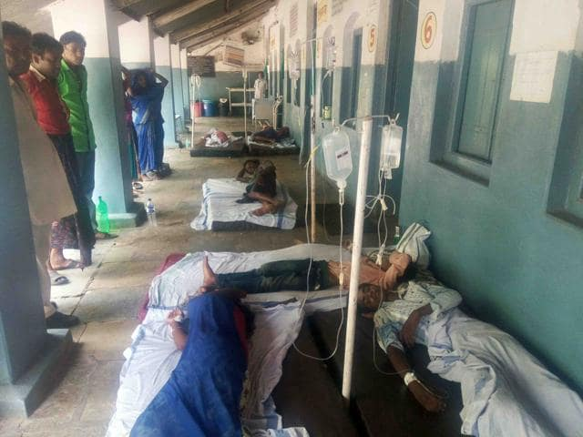 Imran Ali, 22, died in the ambulance that was bringing him from Dampur village, 30km west of Guwahati, to Guwahati Medical College and Hospital (GMCH) on Tuesday.