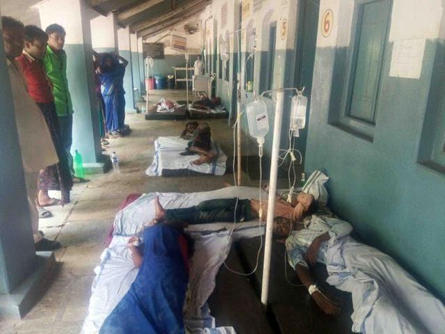 cholera-like outbreak in Barwani,Bori village,Barwani