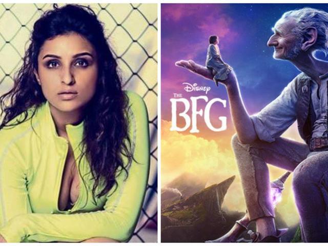 Parineeti follows Priyanka, will dub for Spielberg's The BFG