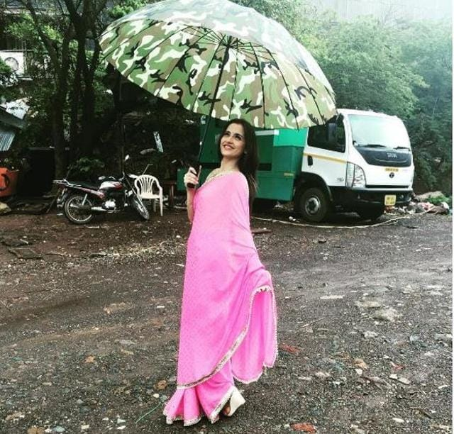 TV celebs love to eat, listen to music and have a good time on the days it rains.