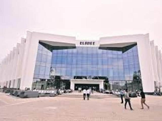 Elante Mall in Chandigarh