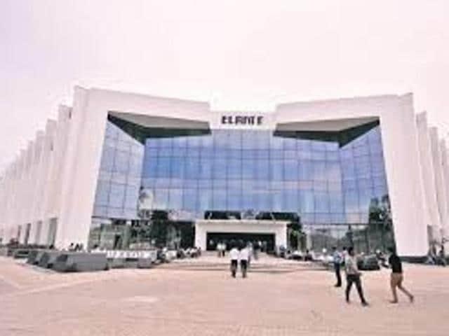 Elante Mall in Chandigarh