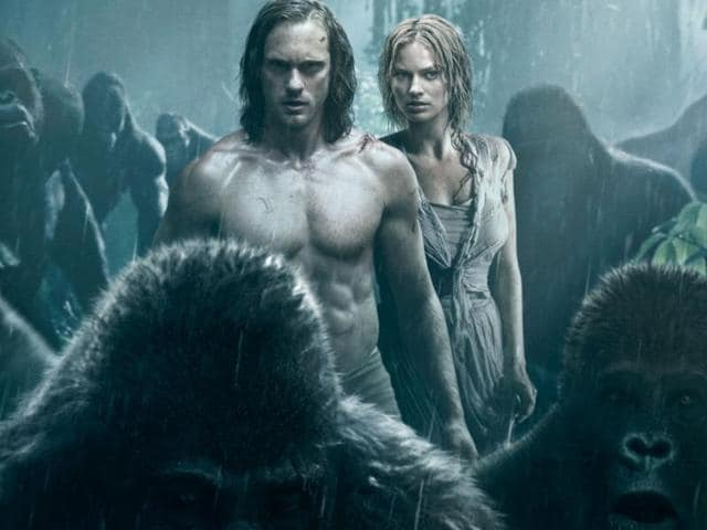 The Legend of Tarzan's storytelling sticks with the tradition of old-school Hollywood blockbusters.