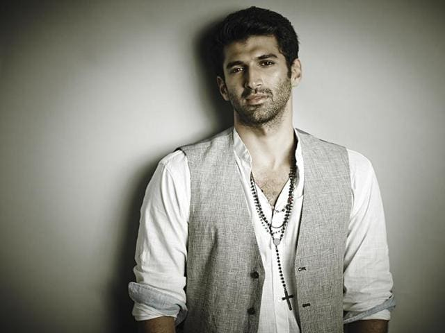 Actor Aditya Roy Kapoor is making sure to take special care of his bike in monsoon.