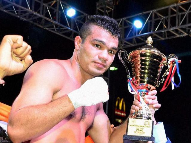 If I don't win in Rio, I probably won't ever: Boxer Vikas Krishan Yadav