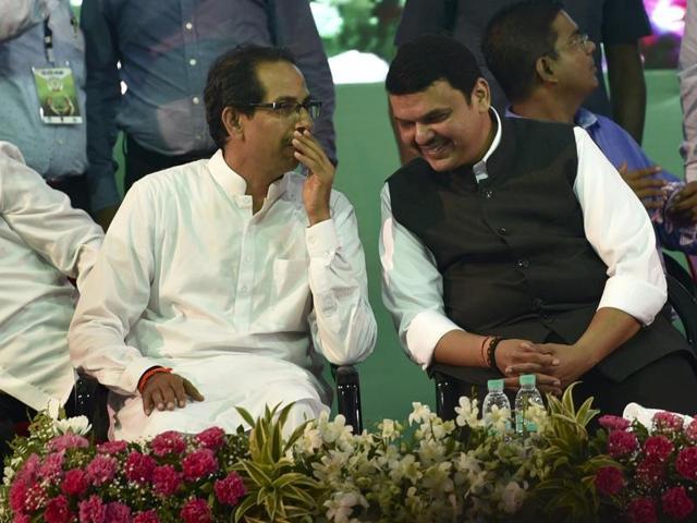 Fadnavis, Thackeray plant seeds of truce?