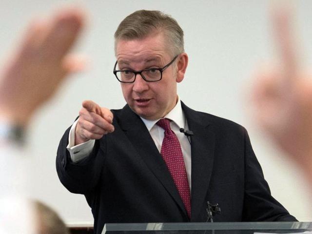 Michael Gove,Brexit,Britain's Prime Ministerial candidates