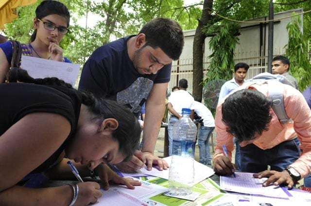 Most colleges of Delhi University, including the most sought after ones, are likely to come out with a second cutoff list on July 4.