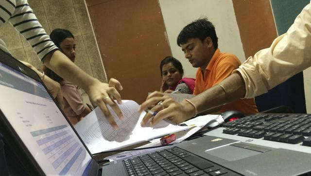 Problems persist on Day 3 of DU admissions