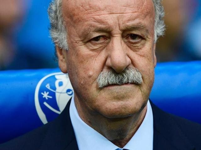 Euro 2016,Vicente del Bosque,Spain