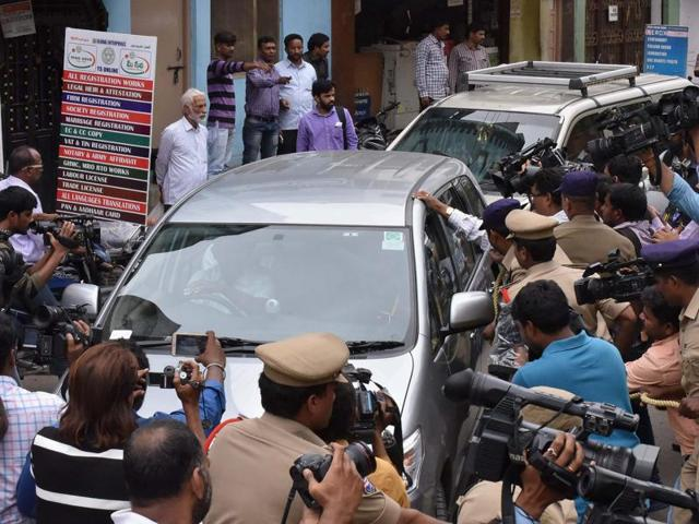 Hyderabad IS arrests: NIA gets 12-day custody of 5 suspects