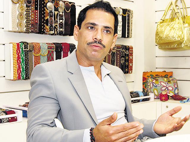 Bikaner land deal case,Robert Vadra,Enforcement Directorate