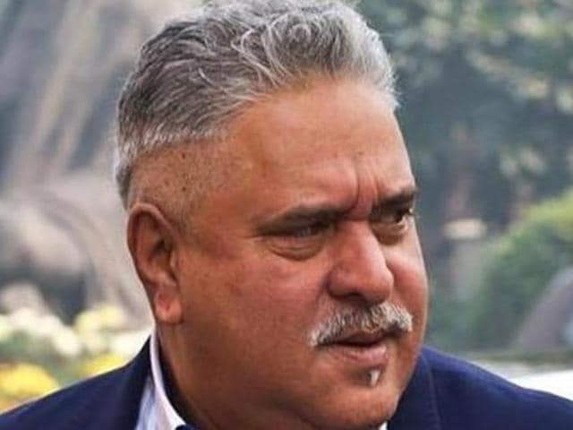 File photo of businessman Vijay Mallya. An e-auction to sell Mallya's personal jet proved to be a damp squib as there was only one bid which was less than one percent of the reserve price.