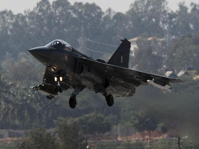 The commissioning of the India-made fighter planes comes more than three decades after the Tejas went into development.