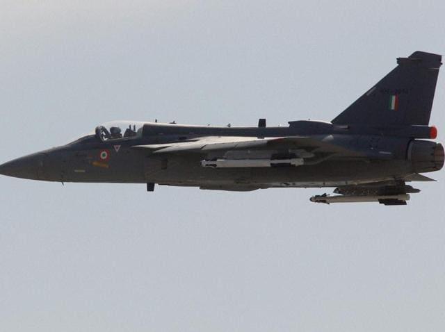 Light Combat Aircraft LCA 'Tejas'.