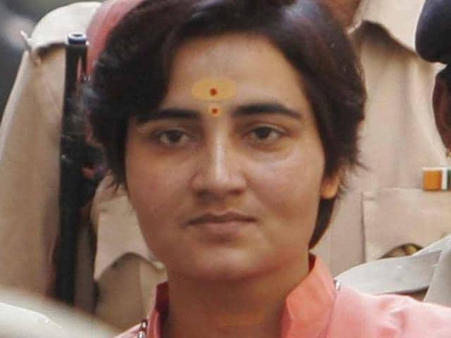 The National Investigating Agency said they don't have sufficient evidence to prosecute Sadhvi, after which Sadhvi had applied for bail.