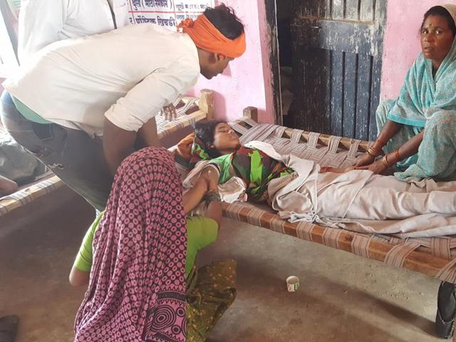 Locals in the tribal-dominated Betul district are counting on tantrics for treatment of snakebite and various ailments.