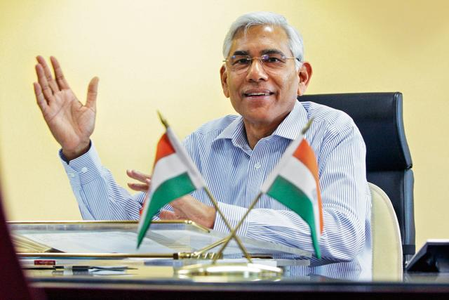 First chairman of the Bank Board Bureau Vinod Rai