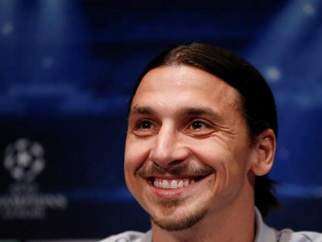 Zlatan Ibrahimovic said he is joining Manchester United, ending intense speculation about where the 34-year-old Swedish superstar will be playing next season.