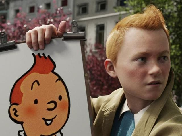 Great snakes! That Tintin sequel is not dead yet.