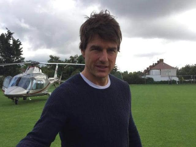 Tom Cruise,Tom Cruise Movies,Tom Cruise Helicopter
