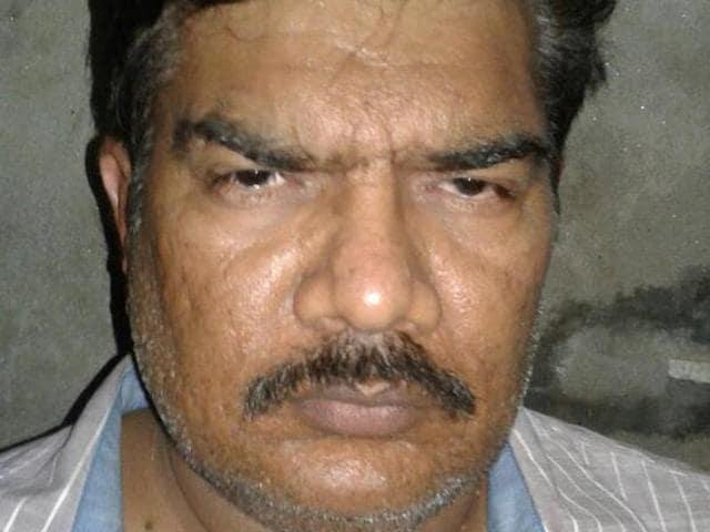 Delhi-based businessman Vijay Kumar, main accused in the June 24 incident of