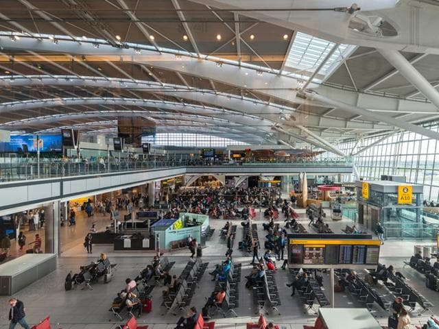 Terrorists that claim to support the Islamic State (IS) have used Twitter to threaten an attack on London's Heathrow airport