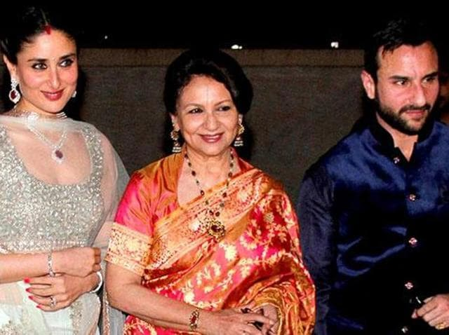 Saif and Kareena are expecting their first child in December. (IANS Photo)