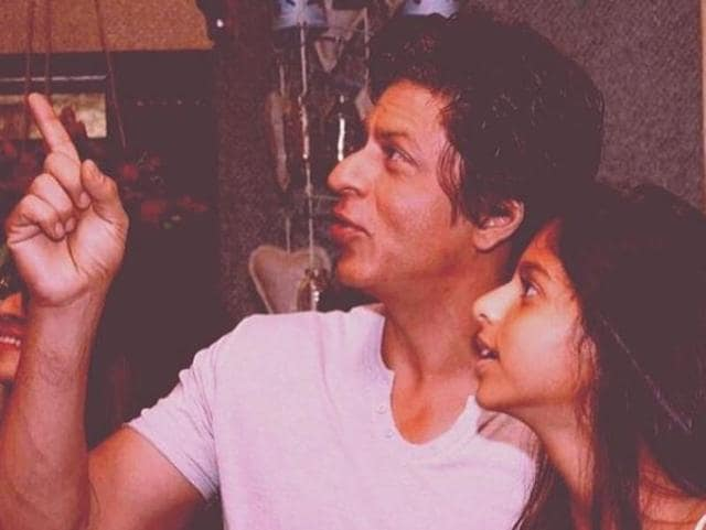 Shah Rukh urged the website to remove the pictures of his daughter in a bikini. She is 16 years old.
