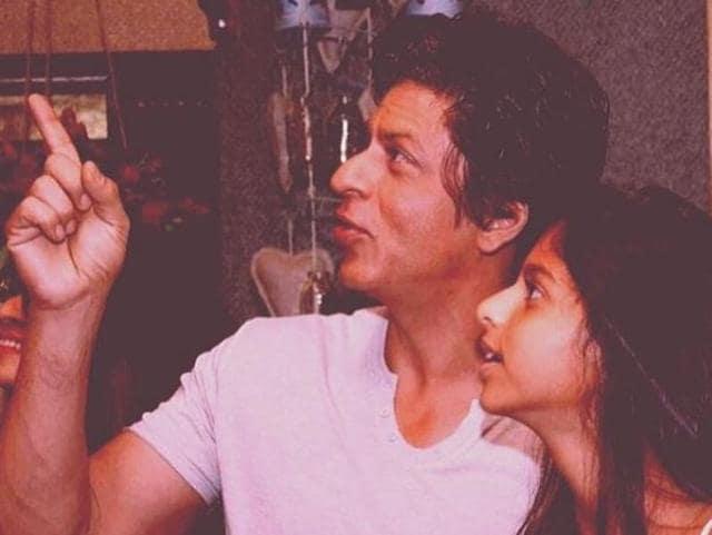 Shah Rukh Khan,Suhana,Bikini