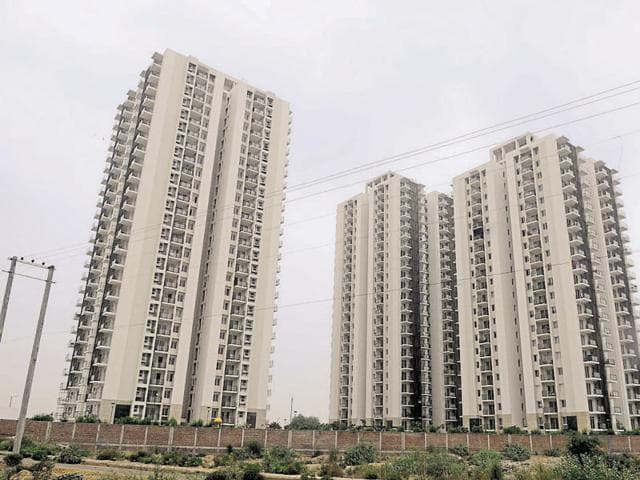 Gurgaon,Heritage One apartments,Sector 62